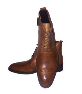 DARK BROWN CHELSEA BROGUE